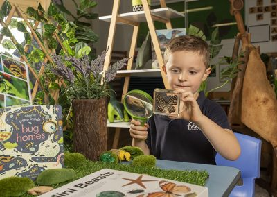 Fostering a love of learning in Pimlico Centre