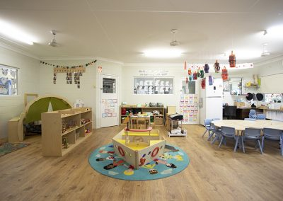 Friendly learning spaces in Aitkenvale Centre