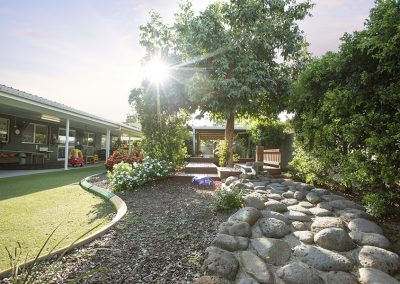 Sun and Outdoor Spaces in Aitkenvale Centre