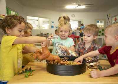 Play Based Learning in Pimlico Centre