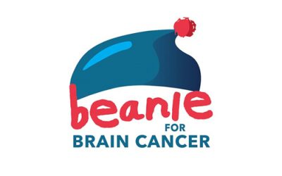 Beanie for Brain Cancer Awareness