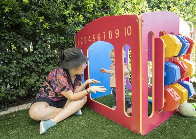 Fun Outdoor Play Spaces in Aitkenvale Centre